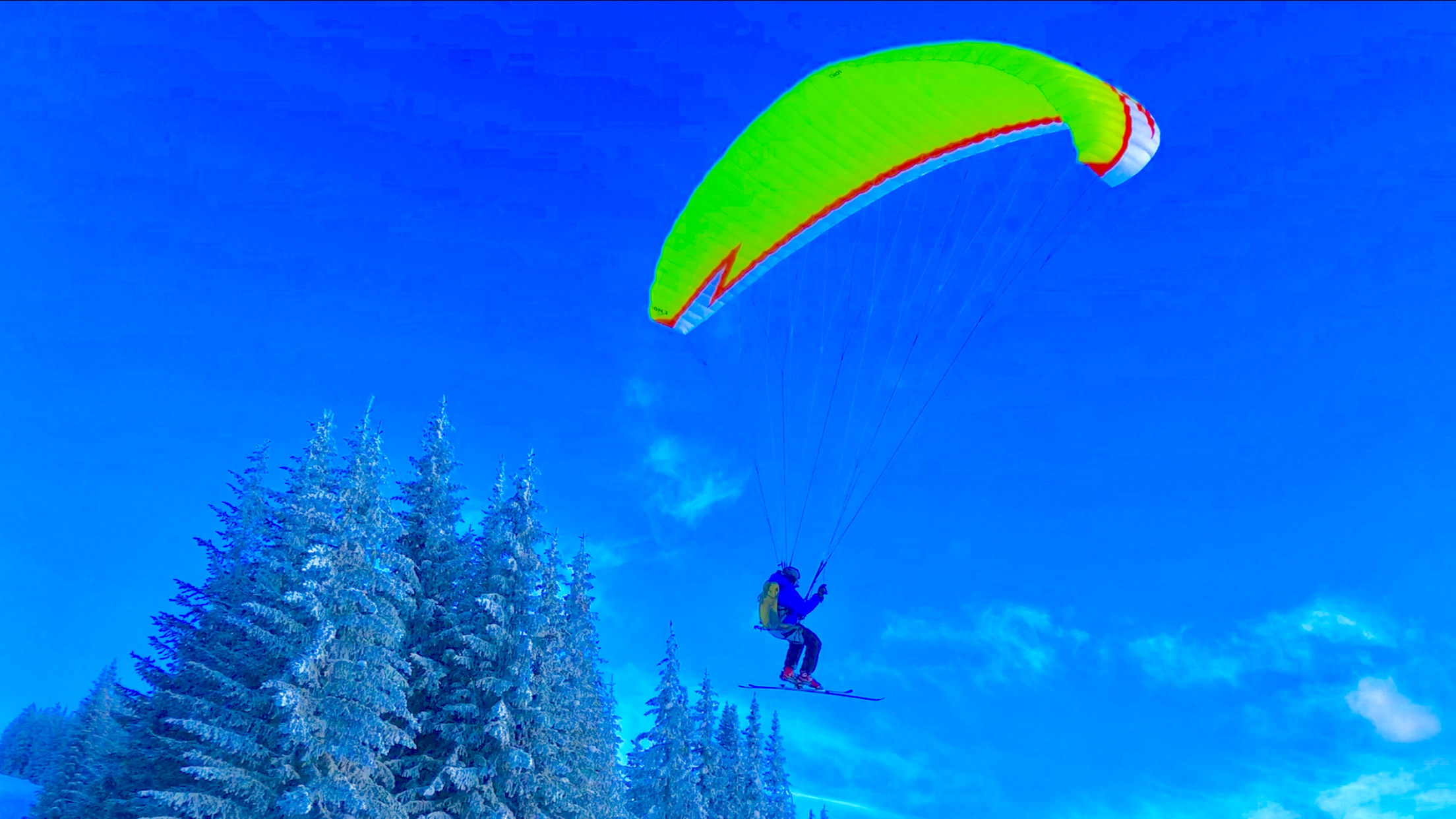 Paragliding and Hang-Gliding - Baldy