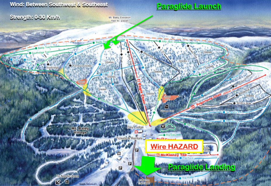 paraglide-map